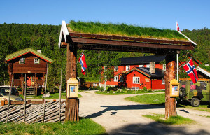 Rondane Gjestegård – Overnatting