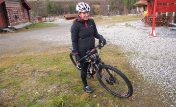 Rondane Friluftssenter Rondetunet – Sykkel