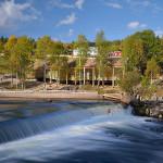Atnbrufossen Vannbruksmuseum og Fossehuset