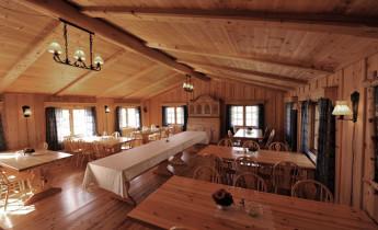 Nedre Dørålseter Turisthytte – Mat og drikke