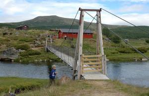 Åpen seter på Romsdalssetra
