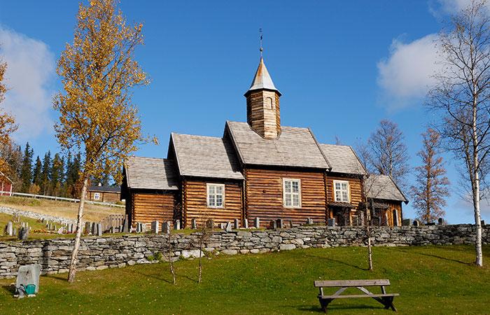nord elvdal kirke