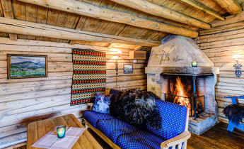 Spidsbergseter Resort Rondane – Overnatting