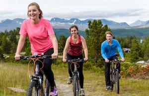 Spidsbergseter Resort Rondane – Sykkel