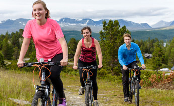 Spidsbergseter Resort Rondane – Aktiviteter