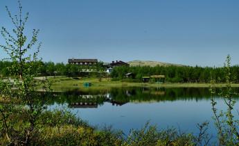 Venabu Fjellhotell – Overnatting