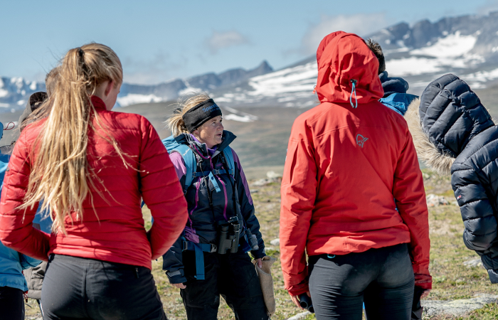 Norsk Villreinsenter Nord-05-foto-Rebecca Nedregotten Strand