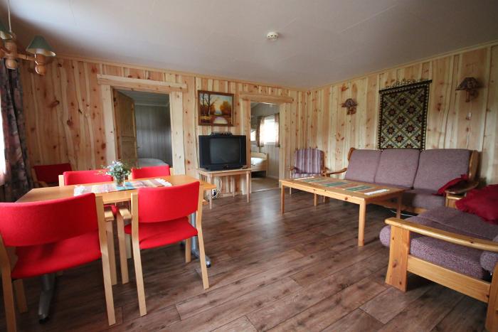 Fjellsyn Camping_stue_foto Merete Kilde Kulsveen
