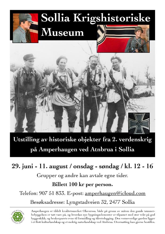 Sollia_Krigshistoriske_Museum_Plakat_2019