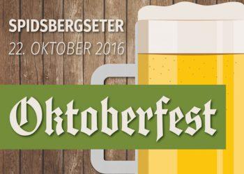 Oktoberfest på Spidsbergseter