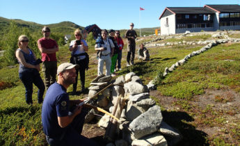 Norsk villreinsenter Nord