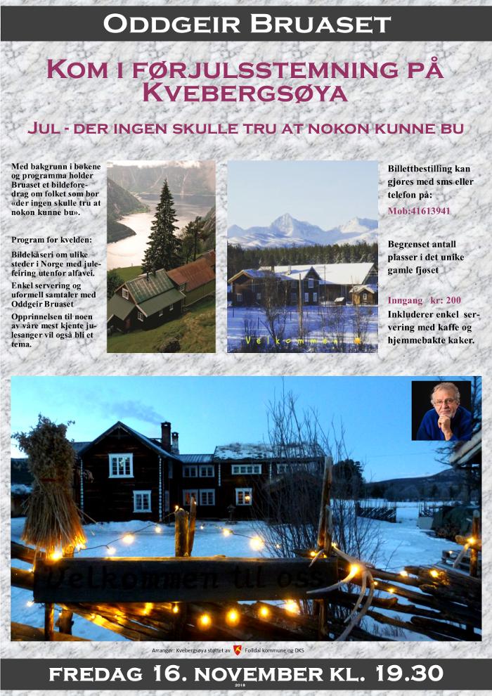 Kvebergsøya-Jul der ingen skulle tru at nokon kunne bu