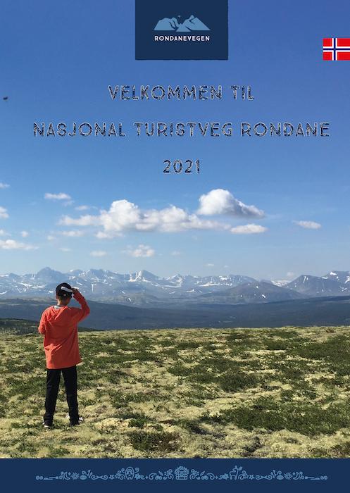 Rondanevegens reisehåndbok 2021